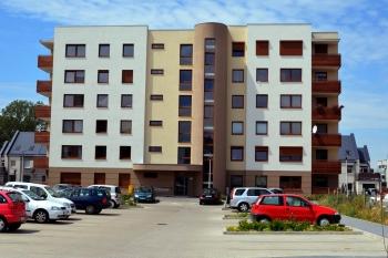 Osiedle nowych mieszkań w Środzie Wlkp. - osiedle Wyszyńskiego