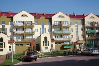 Wybudowane nowe mieszkania w Kostrzynie przy ul. Półwiejskiej - Nowbud