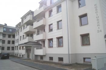 Nowe mieszkania na ulicy Kościuszki we Wrześni