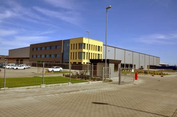 Budowa hal, obiektów przemysłowych - krispol