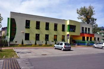 Budowa hal, obiektów przemysłowych - przedszkole ul. Kutrzeby